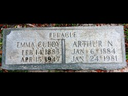Emma Virginia <i>Cuddy</i> Fleagle