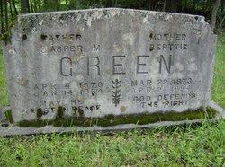 Jasper Marion Green
