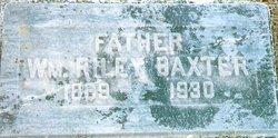 William Riley Riley Baxter