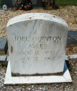 Joel Quinton Ables