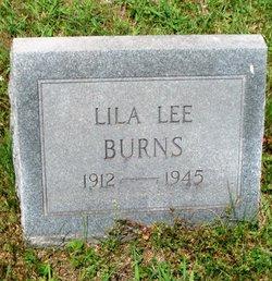 Lila Lee Burns