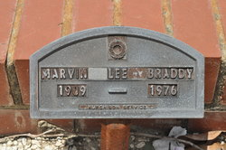 Marvin Lee Braddy