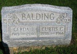 Gerda I. Balding