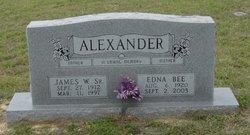 Edna Bee Alexander