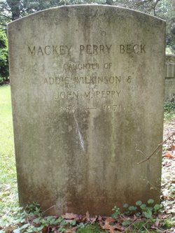 Mackey <i>Perry</i> Beck