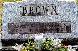 Andrew George Brown