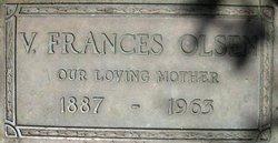 V Frances Olsen