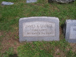 James A. George