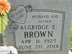 Algridge E. Brown