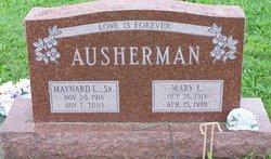Mary L. Ausherman