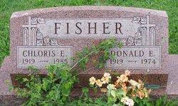 Chloris Eileen Sally <i>Hahn</i> Fisher