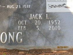 Jack L. Armstrong
