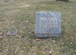 Donald A. Bentley