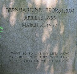 Bernhardine Brorstrom