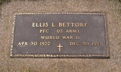 Ellis L Bettorf