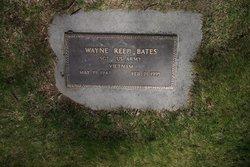 Wayne Reed Bates