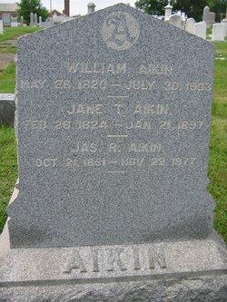 Jane <i>Tegart</i> Aikin