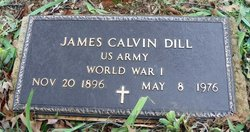 James Calvin Jimmy Dill