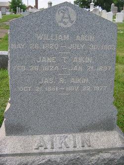 James R Aikin