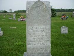 Melissa L Batts