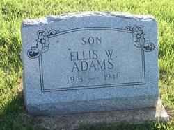 Ellis W. Adams