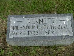 Ruth Bell Bennett