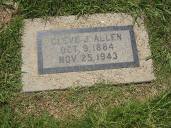 Cleveland Joseph Allen