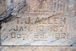 Thomas Jefferson Tom Allen