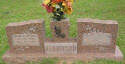 John Gordon Albritton
