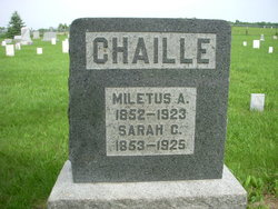 Sarah C. Chaille