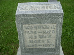 Mary Elizabeth <i>Batts</i> Edrington