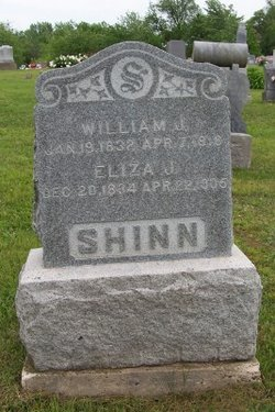 Eliza Jane <i>Wilson</i> Shinn