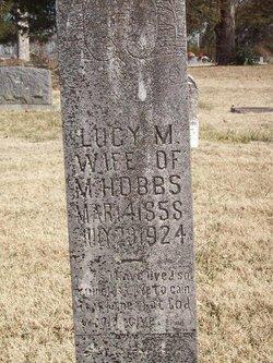Lucy M. Hobbs