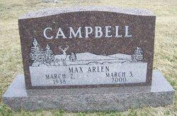 Max Arlen Campbell