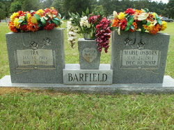 Marie <i>Osborn</i> Barfield