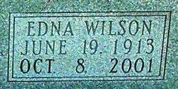 Lula Edna <i>Wilson</i> Connell