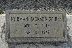 Norman Jackson Spires