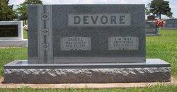 Grace Lee <i>Cockrum</i> DeVore