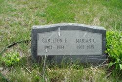 Marian C Bates