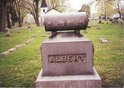 Margaretha <i>Sauer</i> Albert