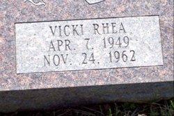 Vicki Rhea Allen