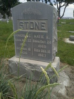 Katherine Edith Katie <i>McMillan</i> Stone