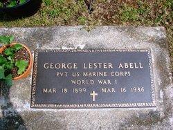 George Lester Abell