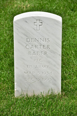 Dennis C Baber