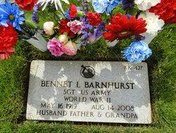 Bennett Loy Barnhurst
