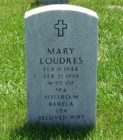 Mary Loudres Barela