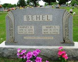 Mary Susan <i>Curtis</i> Behel