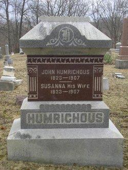 Susanna <i>Keller</i> Humrichous