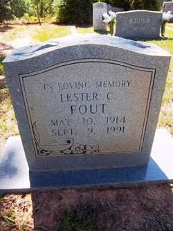 Lester C. Fout