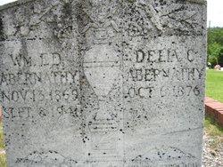 Dellia Susan <i>Clemmons</i> Abernathy
